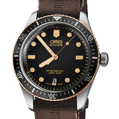 Oris Divers Sixty-Five - 01 733 7707 4354-07 5 20 30