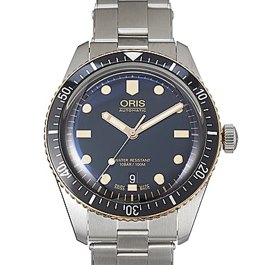 Oris Divers Sixty-Five - 01 733 7707 4354-07 8 20 18