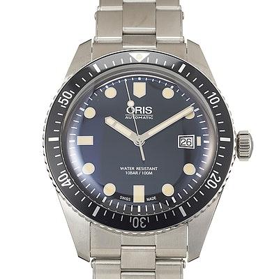 Oris Divers Sixty-Five - 01 733 7720 4054-07 8 21 18