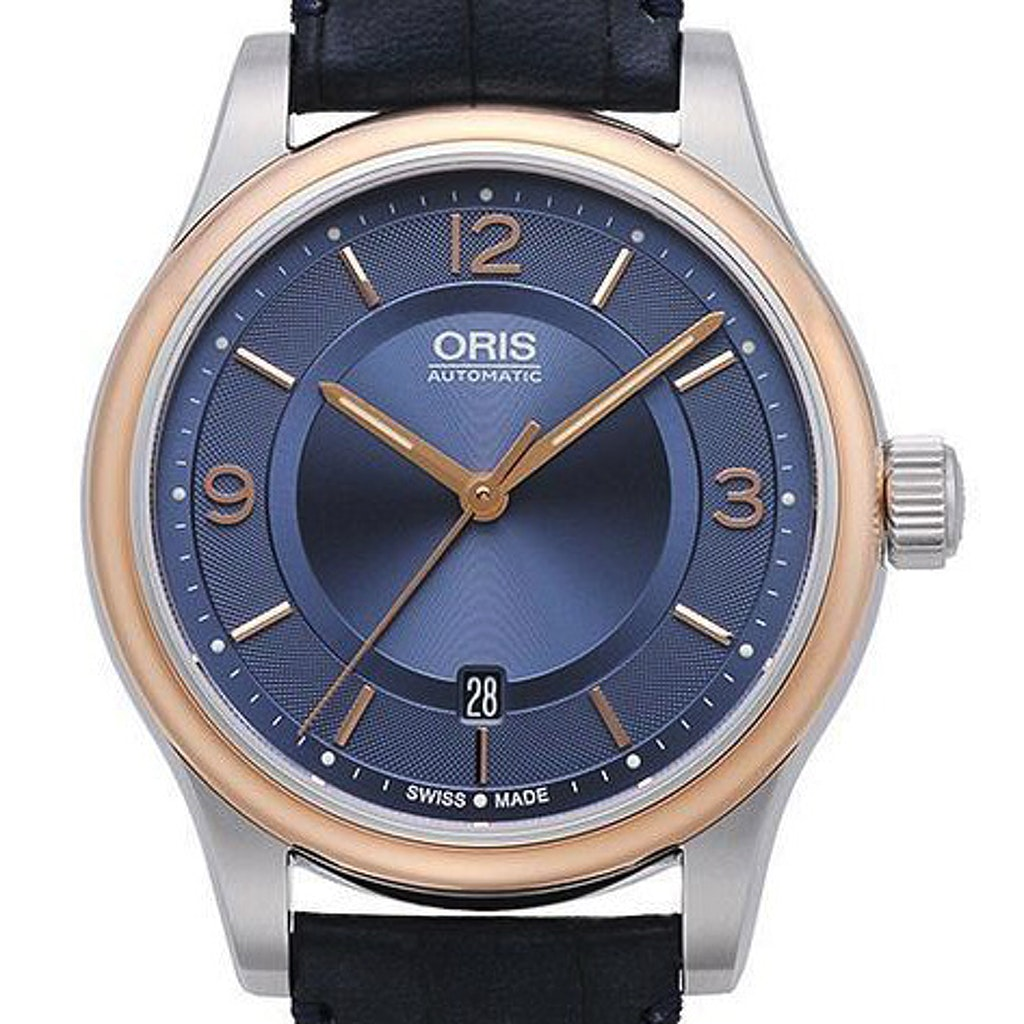 8d3f835a984 Oris Classic 01 733 7594 4335-07 5 20 85 for Sale