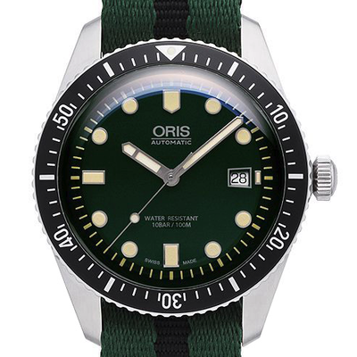 Oris Divers Sixty-Five - 01 733 7720 4057-07 5 21 25FC