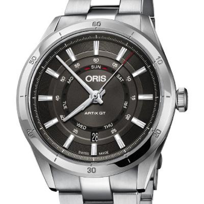Oris Artix GT Day Date - 01 735 7751 4153-07 8 21 87