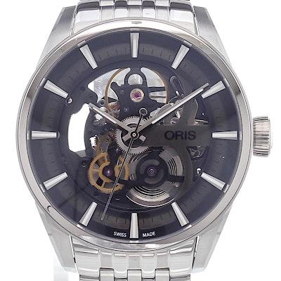 Oris Artix Skeleton - 01 734 7714 4054-07 8 19 80