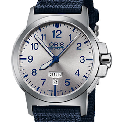 Oris BC3 Advanced Day Date - 01 735 7641 4161-07 5 22 26