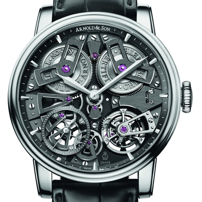Arnold & Son Tourbillon Chrono No.36 - 1ETAS.B01A.C113S
