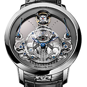 Arnold & Son Time Pyramid 1TPAS.S01A.C124S