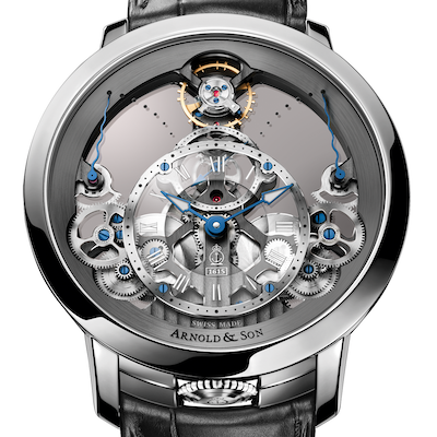 Arnold & Son Time Pyramid  - 1TPAS.S01A.C124S