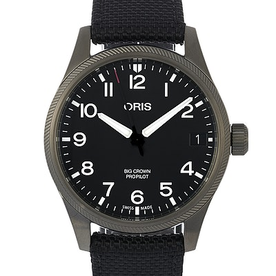 Oris Big Crown ProPilot Big Date - 01 751 7697 4264-07 5 20 15GFC