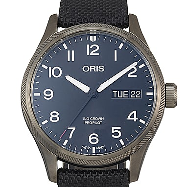 Oris Big Crown ProPilot Big Day Date - 01 752 7698 4264-07 5 22 15GFC