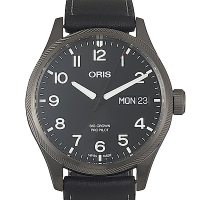 Oris Big Crown ProPilot Big Day Date - 01 752 7698 4264-07 5 22 19GFC