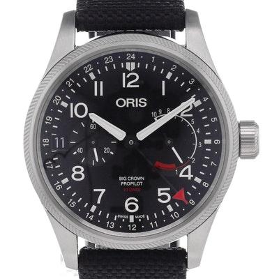 Oris Big Crown ProPilot Calibre 114 - 01 114 7746 4164-Set 5 22 15FC