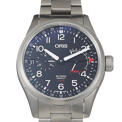 Oris Big Crown ProPilot Calibre 114 - 01 114 7746 4164-Set 8 22 19