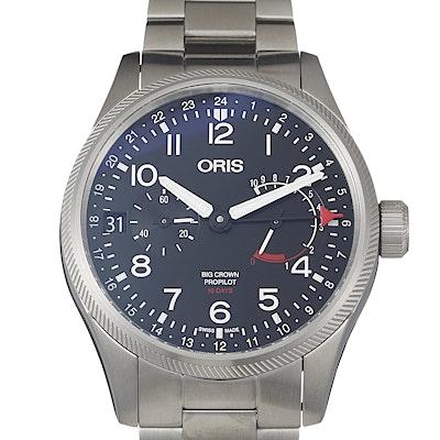 Oris Big Crown ProPilot Calibre 114 - 01 114 7746 4164-Set 8 22 19