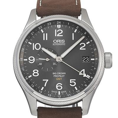 Oris Big Crown ProPilot GMT, Small Second - 01 748 7710 4063-07 5 22 05FC