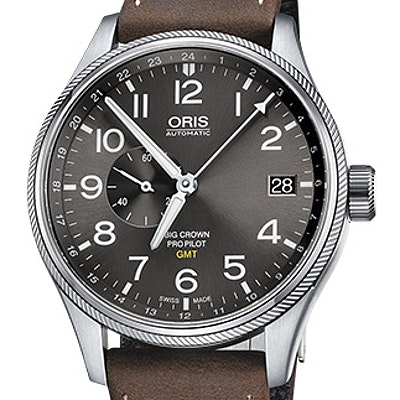 Oris Big Crown ProPilot GMT, Small Second - 01 748 7710 4063-07 5 22 05FC