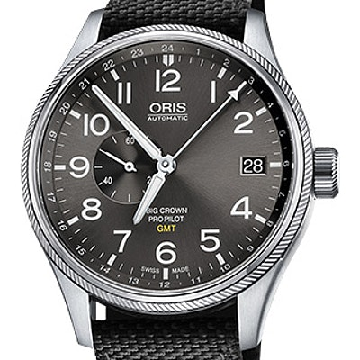 Oris Big Crown ProPilot GMT, Small Second - 01 748 7710 4063-07 5 22 15FC