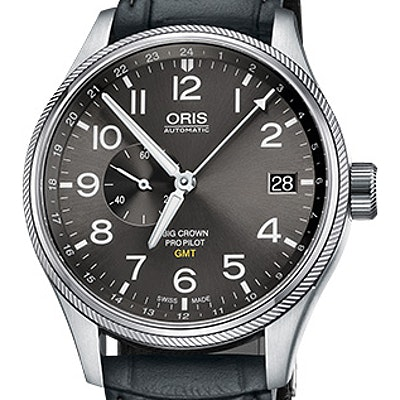 Oris Big Crown ProPilot GMT, Small Second - 01 748 7710 4063-07 5 22 06FC