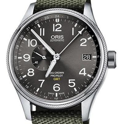 Oris Big Crown ProPilot GMT, Small Second - 01 748 7710 4063-07 5 22 14FC