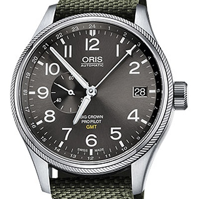 Oris Big Crown ProPilot GMT, Small Second - 01 748 7710 4063-07 5 22 14FC