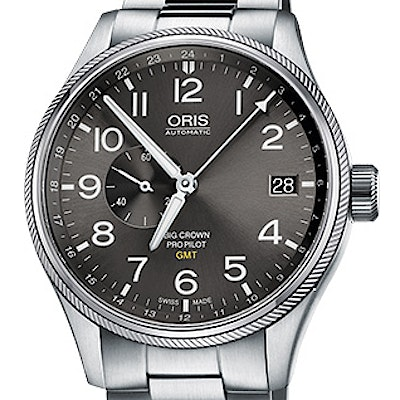 Oris Big Crown ProPilot GMT, Small Second - 01 748 7710 4063-07 8 22 19