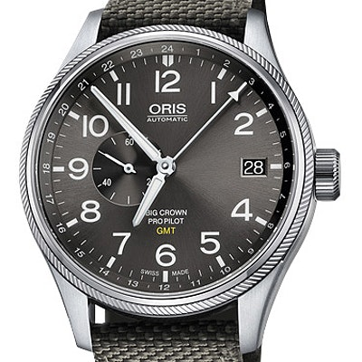 Oris Big Crown ProPilot GMT, Small Second - 01 748 7710 4063-07 5 22 17FC