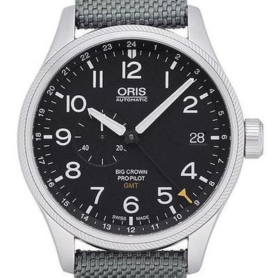 Oris Big Crown ProPilot GMT Small Second - 01 748 7710 4164-07 5 22 17FC