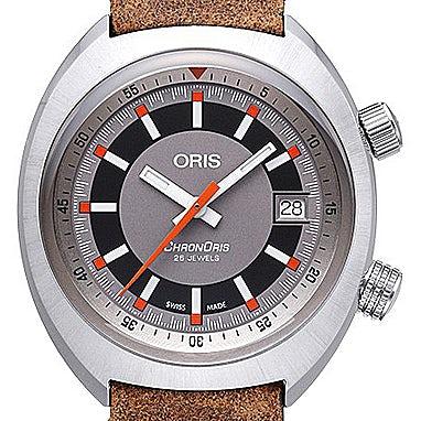 Oris Chronoris Date - 01 733 7737 4053-07 5 19 43