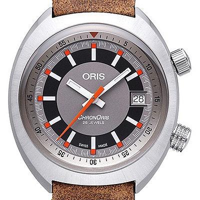 Oris ChronDate  - 01 733 7737 4053-07 5 19 43