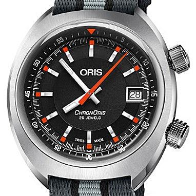 Oris Chronoris Date - 01 733 7737 4054-07 5 19 24