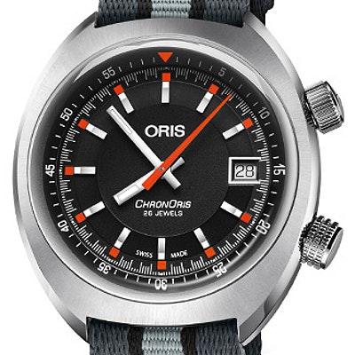 Oris ChronDate  - 01 733 7737 4054-07 5 19 24