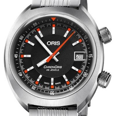 Oris ChronDate  - 01 733 7737 4054-07 8 19 01