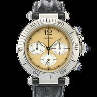 Cartier Pasha Chronograph - W31004H3