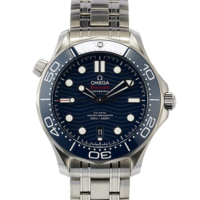 Omega Seamaster Diver 300M Co-Axial Master Chronometer - 210.30.42.20.03.001