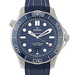 Omega Seamaster Diver 300M Co-Axial Master Chronometer - 210.32.42.20.03.001