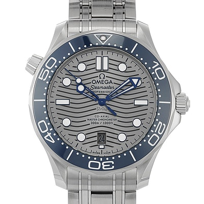Omega Seamaster Diver 300M Co-Axial Chronometer - 210.30.42.20.06.001