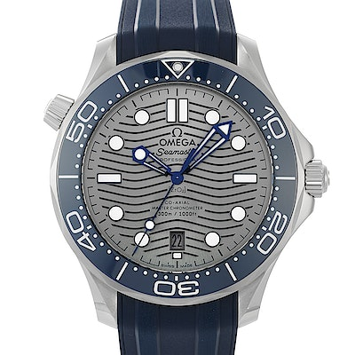 Omega Seamaster Diver 300M Co-Axial Master Chronometer - 210.32.42.20.06.001