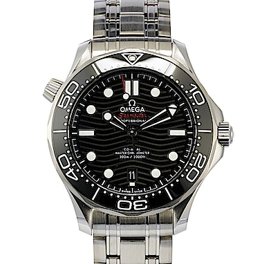 Omega Seamaster Diver 300M Co-Axial Master Chronometer - 210.30.42.20.01.001