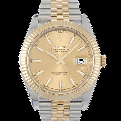 Rolex Datejust 41 - 126333-0010