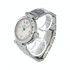 Cartier Pasha C GMT - W31029M7