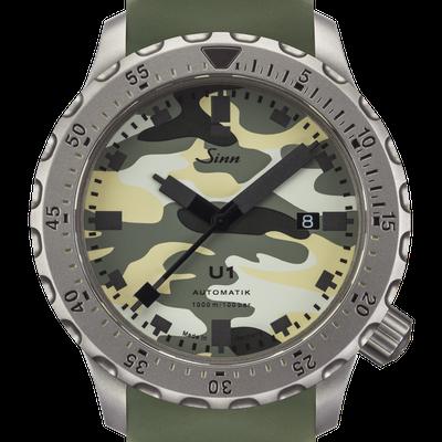 Sinn U1 Camouflage - 1010.0101