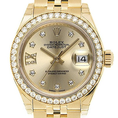 Rolex Lady-Datejust 28 - 279138RBR
