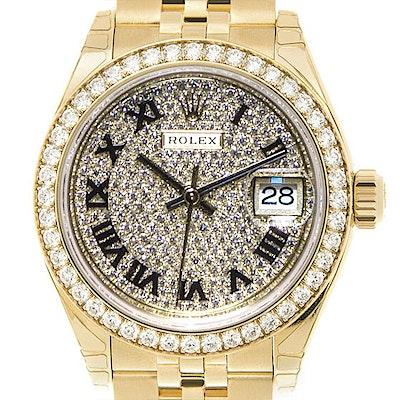 Rolex Lady-Datejust 28 - 279138RBR