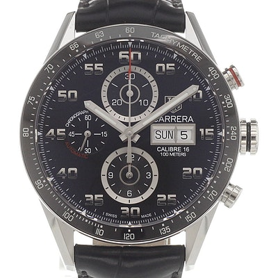 Tag Heuer Carrera Calibre 16 Day-Date Automatic Chronograph - CV2A1R.FC6235