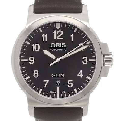 Oris BC3 Advanced Day Date - 01 735 7641 4164-07 5 22 55