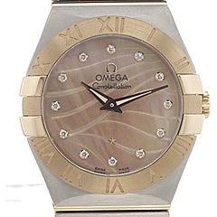 Omega Constellation Quartz - 123.20.27.60.57.002