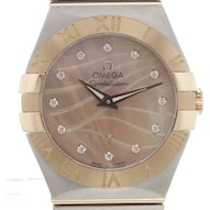 Omega Constellation - 123.20.27.60.57.002