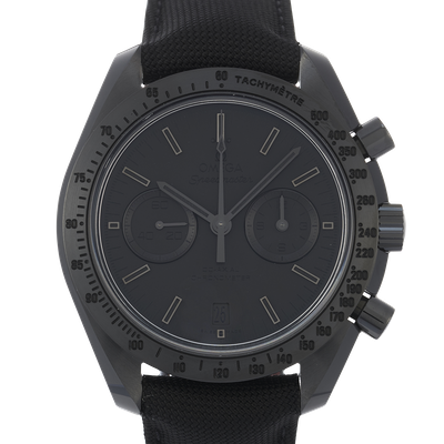 "Omega Speedmaster Moonwatch - ""Black Black"" - 311.92.44.51.01.005"
