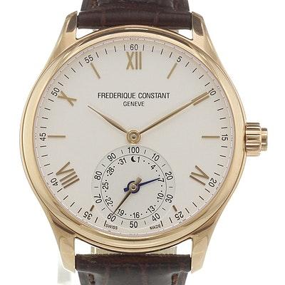 Frederique Constant Horological Smartwatch  - FC-285V5B4