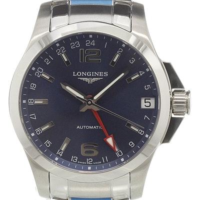 Longines Conquest Gents - L3.687.4.99.6