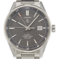 Tag Heuer Carrera Calibre 7 Twin-Time - WAR2012.BA0723